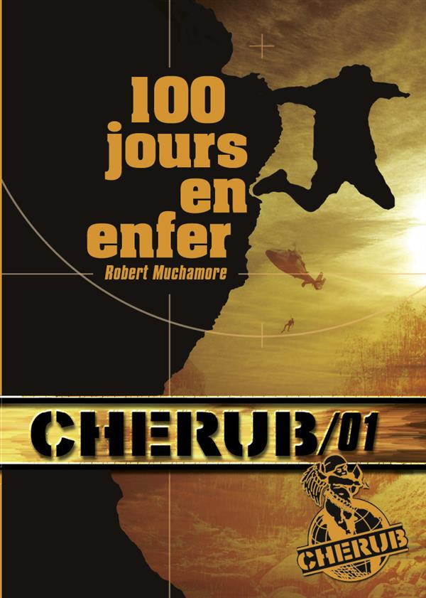 CHERUB T1 100 JOURS EN ENFER (POCHE) MUCHAMORE ROBERT CASTERMAN